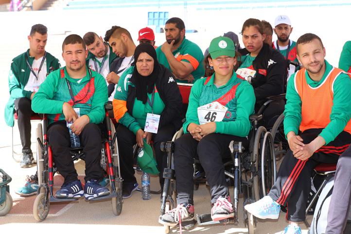 Fédération Royale Marocaine des Personnes en Situation de Handicap : L'équipe nationale du para-athlétisme en concentration à Salé du 16 novembre au 4 décembre