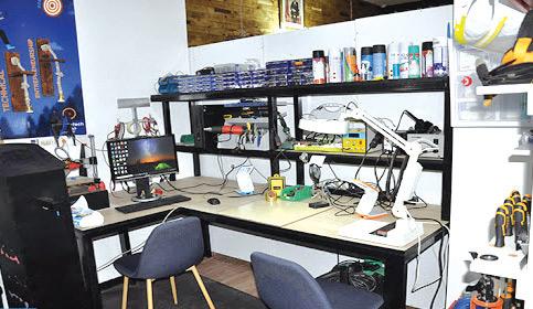Khouribga : Station numérique pour jeunes entrepreneurs