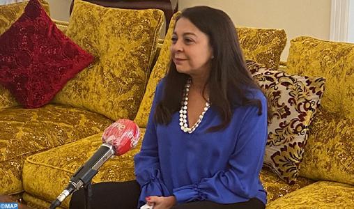 Karima Benyaich : Le Maroc a épuisé toutes les voies diplomatiques avant d'intervenir à El Guerguarat