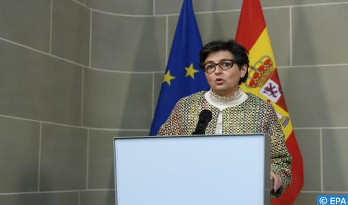"""Sahara: l'Espagne plaide pour une solution """"politique et juste"""""""