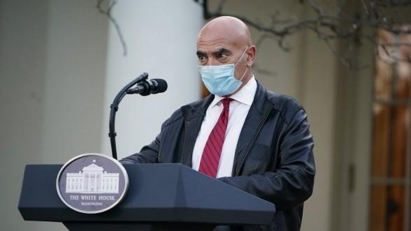 Moncef Slaoui : lancement du processus de vaccination dès décembre aux États-Unis