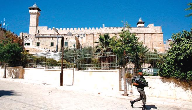 Palestine : Après Al Qods… judaïsation d'Al Khalil
