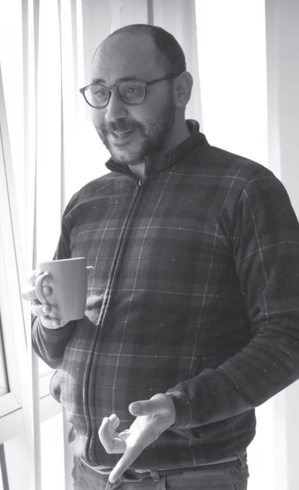 Ghassan Waïl El Karmouni