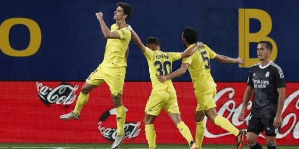 Liga : Le Real Madrid cale encore à Villarreal