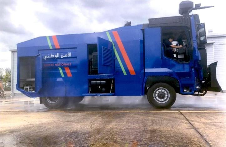 DGSN : 660 nouveaux véhicules mis à la disposition de différents services des forces de l'ordre (images)