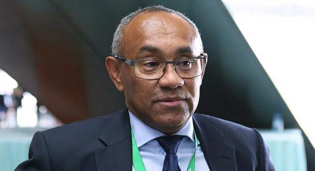 Football : Le président de la CAF suspendu cinq ans par la FIFA