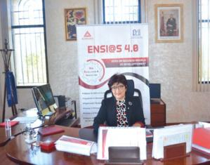 Enseignement : L'ENSIAS accueille une nouvelle directrice