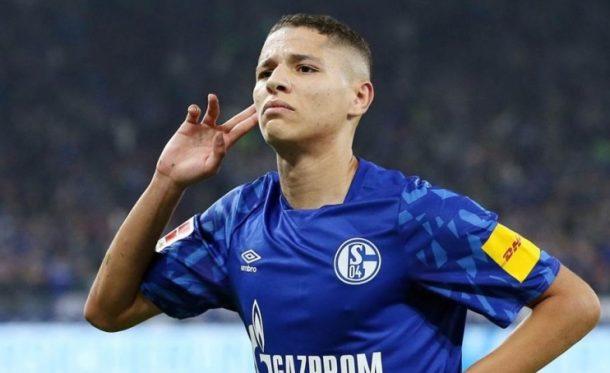 Bundesliga / Schalke 04:   Amine Harite mis en isolement !