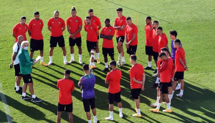 Équipe nationale / 5 joueurs covidés :  Un possible cluster lors du dernier rassemblement !