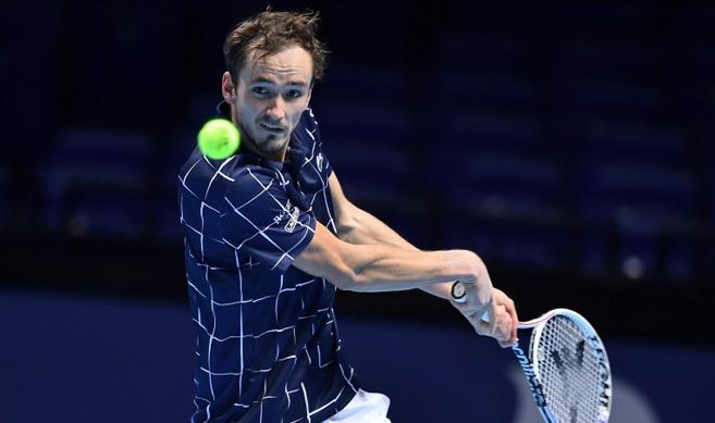 Tennis : Medvedev, le maître de Londres