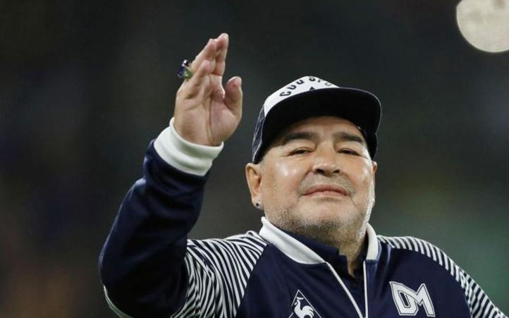 Décès de la légende Diego Maradona à l'âge de 60 ans
