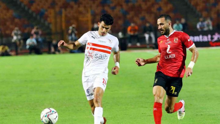 Finale Zamalek/Al Ahly : 6 joueurs testés positifs