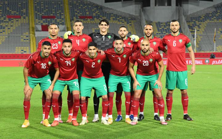 Classement mondial FIFA :  Le Maroc 35ème mondial et 4ème africain