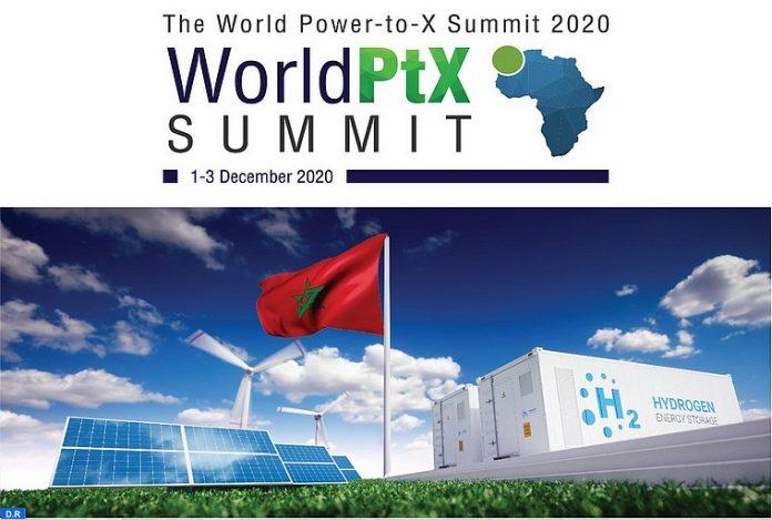 Energie renouvelables : le Maroc accueillie le « World Power-to-X Summit »