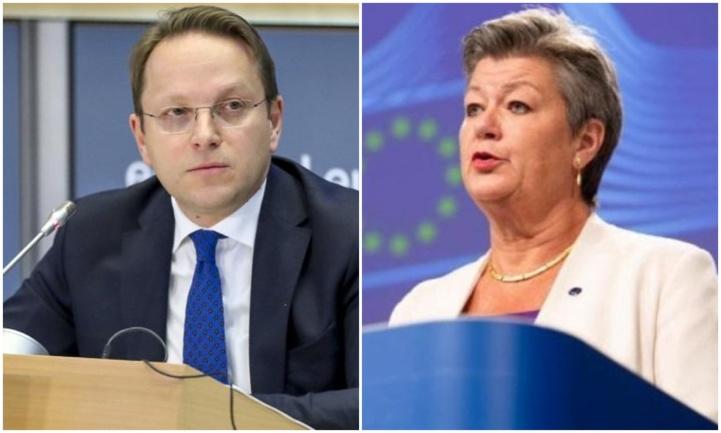 Partenariat Maroc/UE : les commissaires européens Johansson et Várhelyi mardi au Maroc