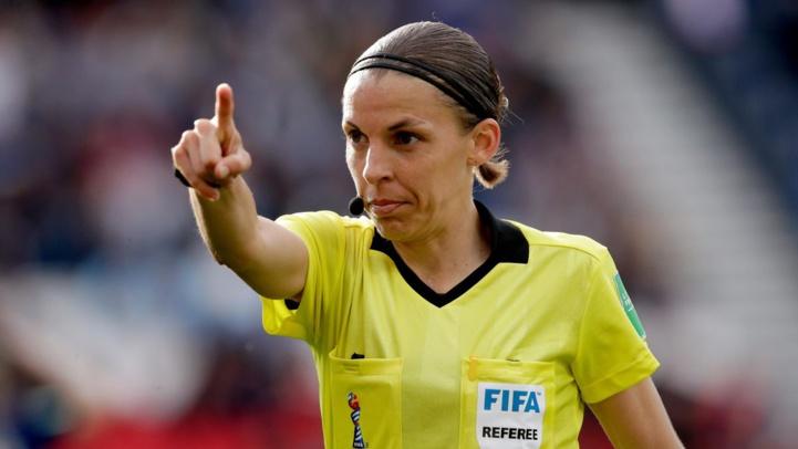 Juventus-Dynamo Kiev:  Stéphanie Frappart première arbitre femme en Ligue des Champions masculine !
