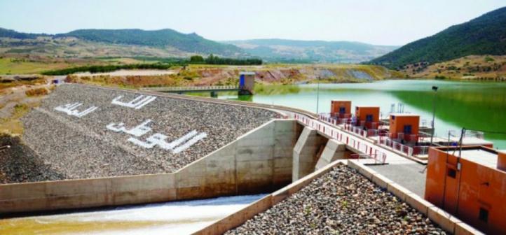 Barrages: Taux de remplissage de 35,6% au 1er décembre