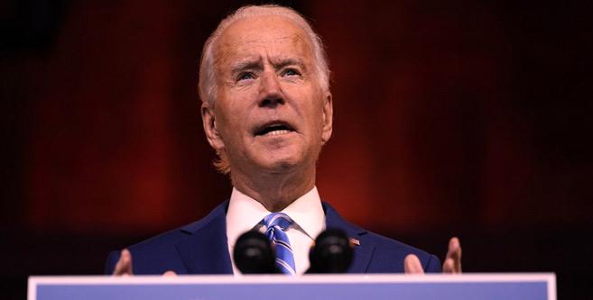 Une équipe de communication entièrement féminine accompagnera Joe Biden — Maison-Blanche