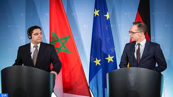 Lutte contre le Covid-19:  le Maroc reçoit 1,387 milliard d'euros de l'Allemagne