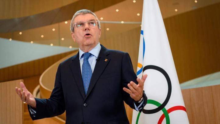 Comité International Olympique : Thomas Bach unique candidat à sa propre succession