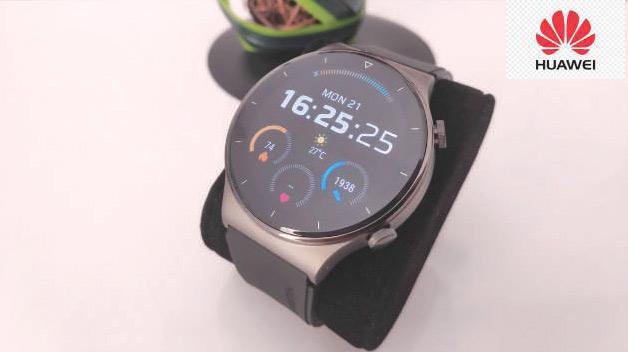 Montres : Huawei se paie le luxe avec la Smartwatch GT2 Pro