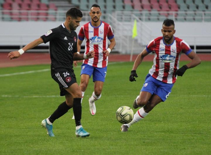 """Botola Pro D1 """"Inwi"""" / MAT-SCCM (0-2) : Les dix dernières minutes ont été décisives grâce à Salaheddine Icharane !"""