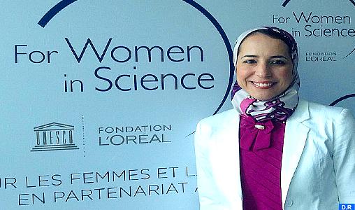"""""""Women Tech"""" : l'universitaire marocaine Hajar Mousannif remporte le 1er prix"""