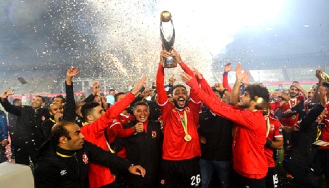 Après avoir remporté la finale de la Coupe d'Égypte samedi soir : Al Ahly s'adjuge son 3ème titre en attendant le 4ème !