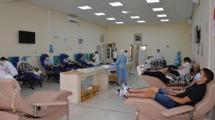 Les donneurs de sang à groupes rares se mobilisent à Marrakech