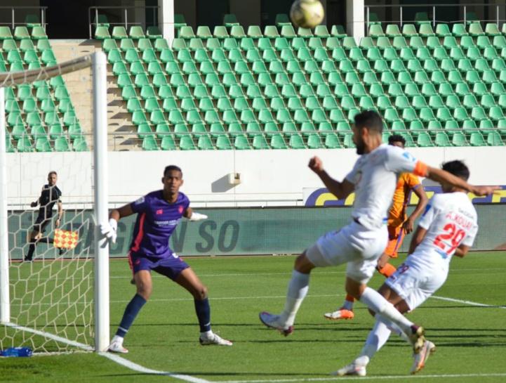HUSA-IRT (0-1) : L'Ittihad victorieux grâce à son gardien El Majhad !