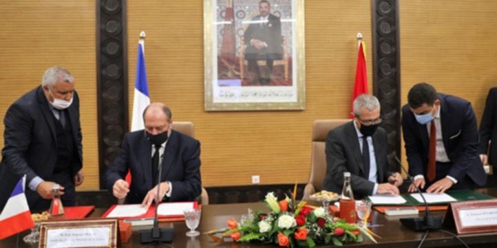 Prise en charge des mineurs non accompagnés : Signature d'une Déclaration d'intention entre le Maroc et la France