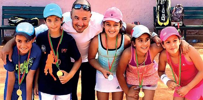 Tennis : Le T.C.Fassi fait peau neuve