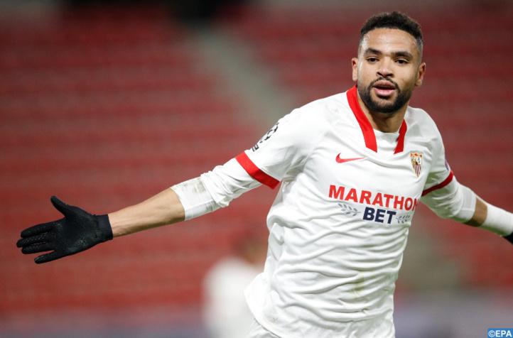 Ligue des champions : Un doublé d'En-Nesyri offre la victoire à Séville face à Rennes