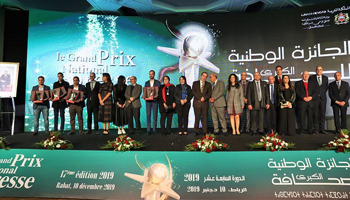 Grand prix national de la presse: Installation du jury de la 18-ème édition