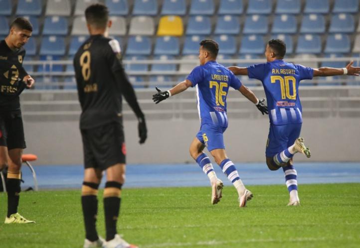 IRT-OCS (1-0) : Trois points pour l'Ittihad mais zéro spectacle !
