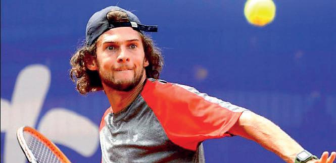 Tennis : Cerundolo (ARG) et Sousa (POR), les derniers lauréats de l'ATP 2020