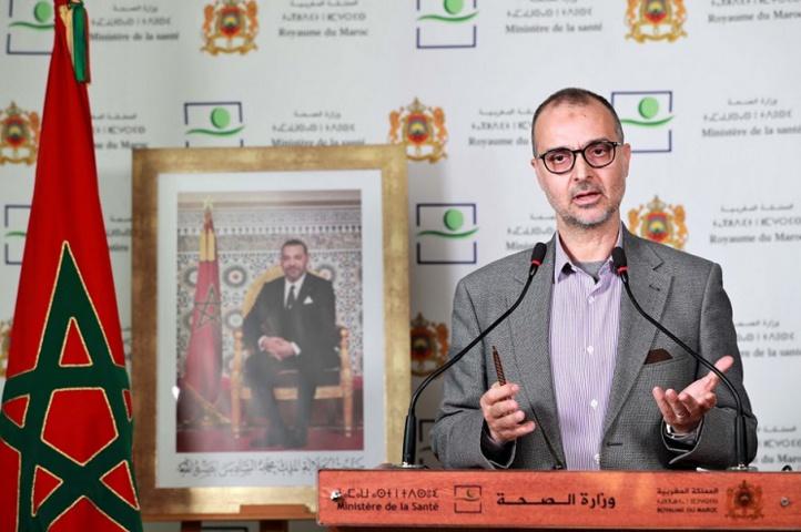El Youbi: Compter sur l'immunité collective mènera naturelle à un effondrement du système de santé