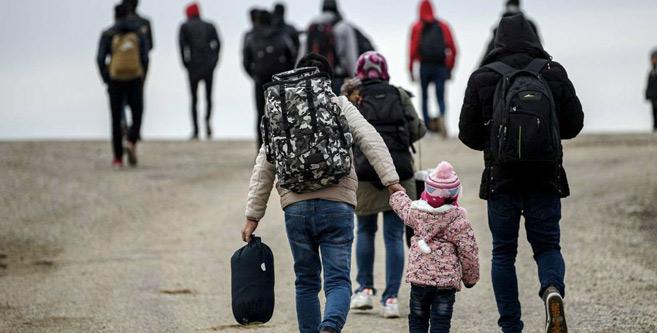HCR : 80 millions entre réfugiés et déplacés dans le monde