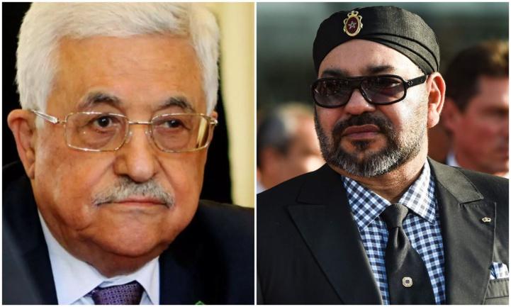 Question palestinienne: Entretien téléphonique entre le Souverain et Mahmoud Abbas
