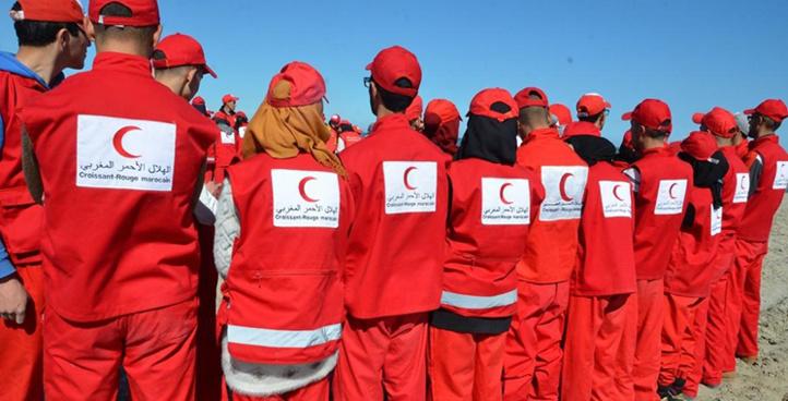 Vers la mobilisation du Croissant Rouge dans la campagne de vaccination anti-Covid-19