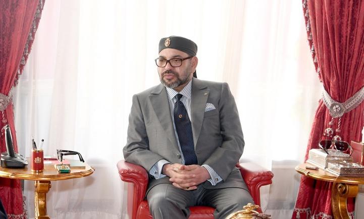 SM le Roi adresse un message de condoléances à la famille de Salaheddine El Ghomari