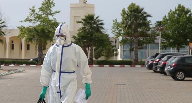 Compteur Coronavirus : 1.217 nouveaux cas positifs et 35 décès en 24H