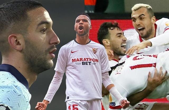 Ligue des champions :   Ziyech face à l'Atletico, Bounou et ses coéquipiers marocains face au Borussia !
