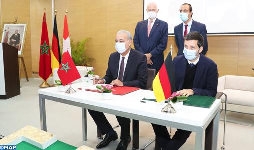 Nouveau programme de coopération maroco-allemande dans le domaine de l'eau