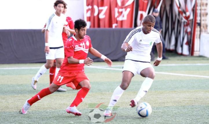 CAN U20 / Zone Nord :  La Tunisie et l'Algérie se neutralisent (1-1)