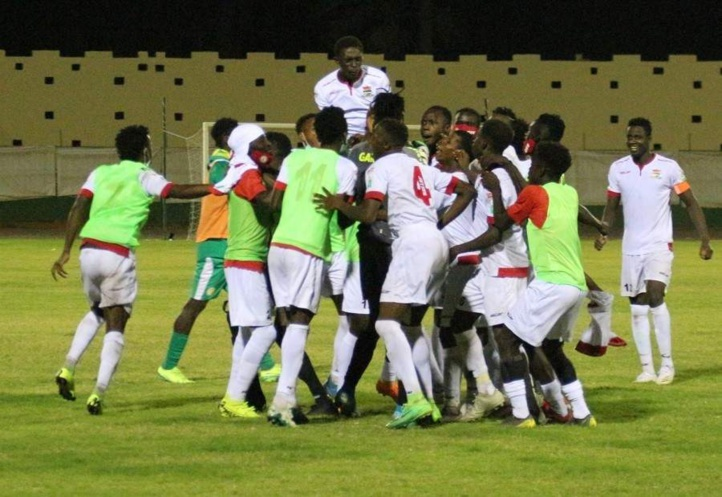 Qualifications à la CAN U20 : Ghana et Burkina Faso rejoignent la Mauritanie