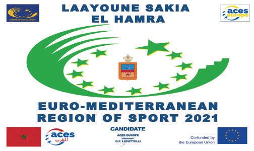 Provinces du Sahara marocain : La Région de Laâyoune-Sakia El Hamra reçoit le Prix de «La Région euro-méditerranéenne de sport 2021»