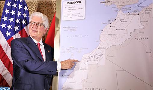 David Fischer : le Souverain a positionné le Maroc comme «la porte d'entrée économique» en Afrique