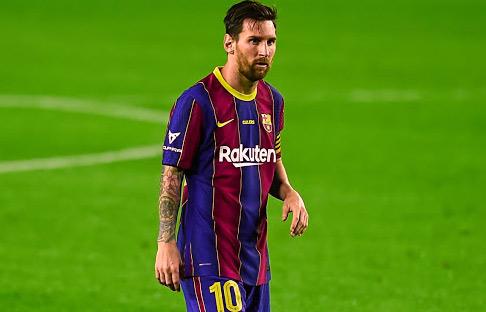 Liga : Messi, seul remède d'un Barça souffrant