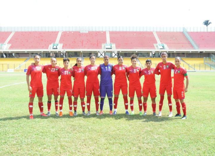Football féminin U20:  Double confrontation amicale Maroc-Libéria
